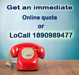 Instant online insurance quote